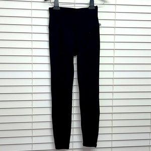NewWOT black leggings size XS